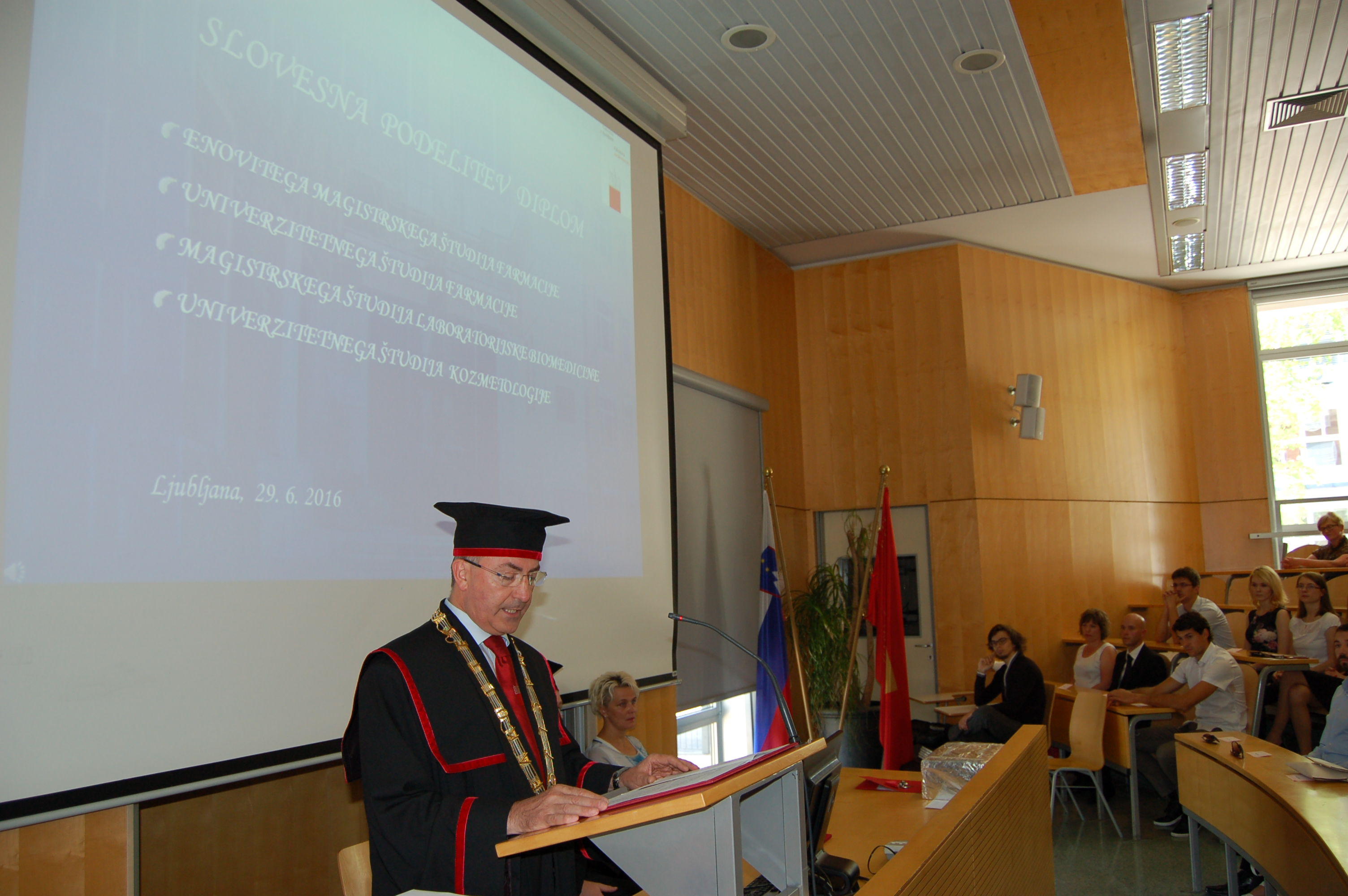 Podelitev diplom 29.6.2016