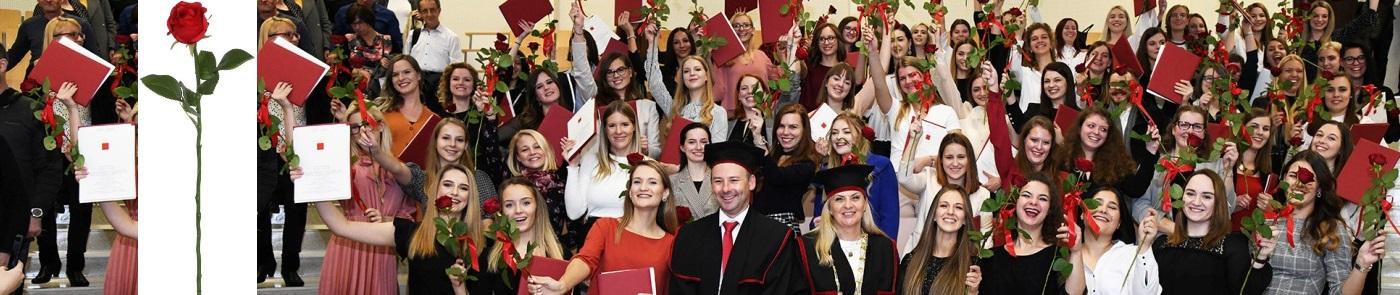 Slovesna podelitev diplom diplomantom Fakultete za farmacijo UL - 13.11.2019