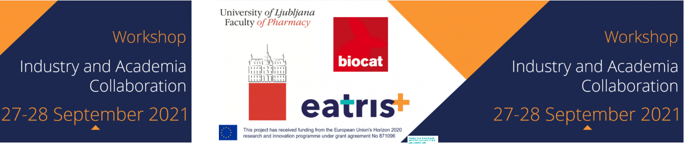 Eatris delavnica Industry and Academia Collaboration 27-28 September 2021