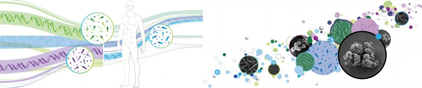 Ilustraciji iz panojev razstave Doma na Fakulteti za farmacijo