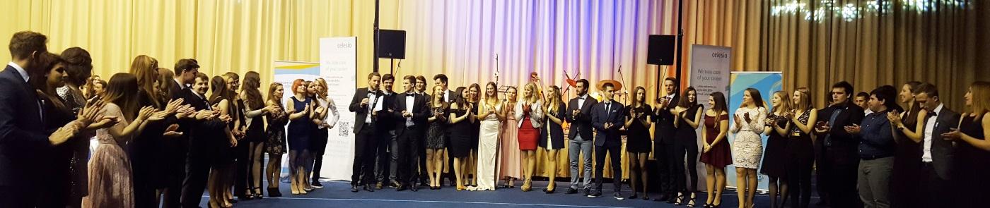 EPSA 2017 organizacijski odbor in podporna ekipa