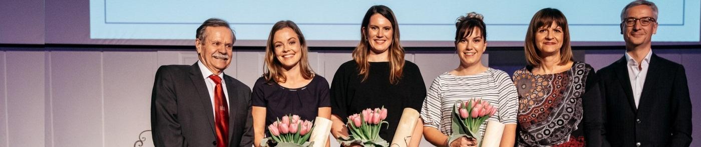 Janja Mirtič - dobitnica štipendije L'Oréal-Unesco Za ženske v znanosti