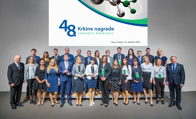 48 Krkine nagrade uspeh studentov
